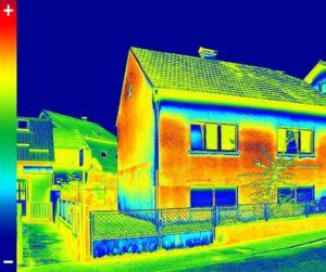 Dispersione Termica di una casa