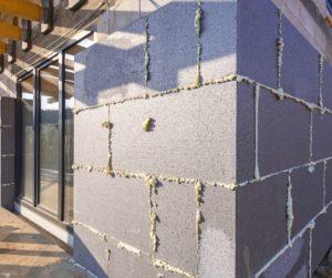 Isolamento a Cappotto con pannelli di grafite