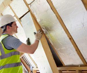 Isolamento termico sotto tetto