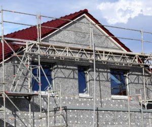 Lavori di Isolamento termico su casa singola