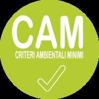 Logo CAM Criteri Ambientali Minimi